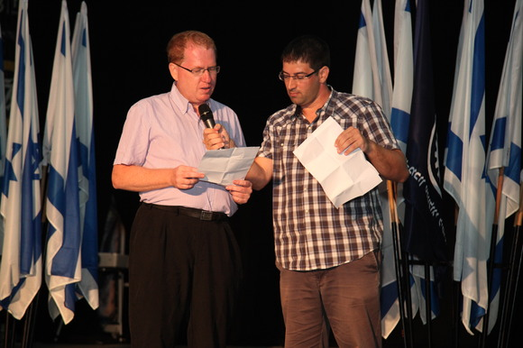 Technion and CS 2012 Researchers Night, photo 557