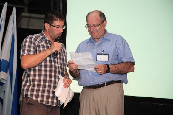 Technion and CS 2012 Researchers Night, photo 559