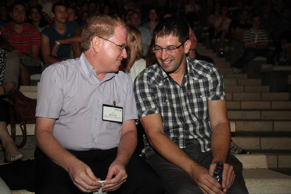 Technion and CS 2012 Researchers Night, photo 571