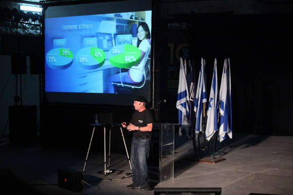 Technion and CS 2012 Researchers Night, photo 586