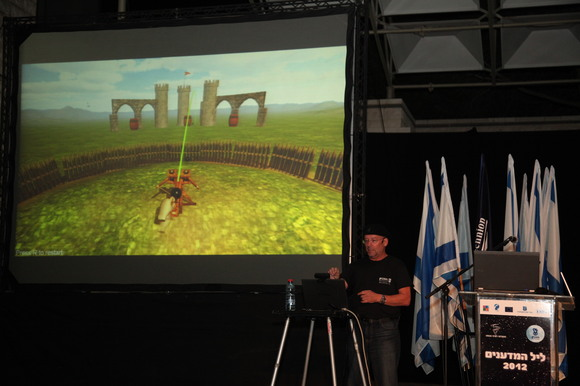 Technion and CS 2012 Researchers Night, photo 623