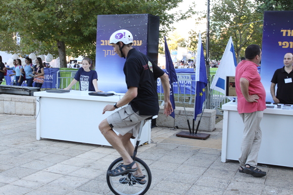 Technion and CS 2012 Researchers Night, photo 687