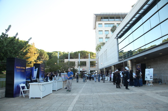 Technion and CS 2012 Researchers Night, photo 69