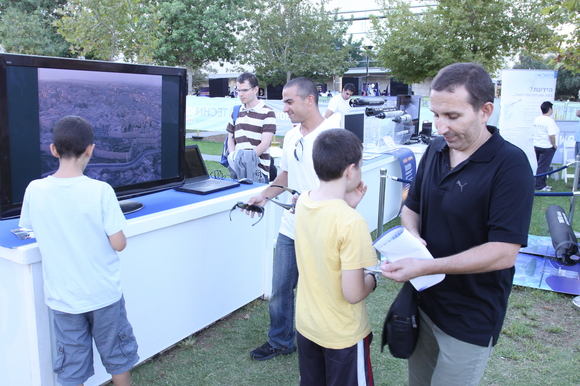 Technion and CS 2012 Researchers Night, photo 719