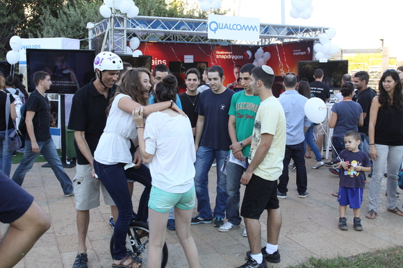 Technion and CS 2012 Researchers Night, photo 726