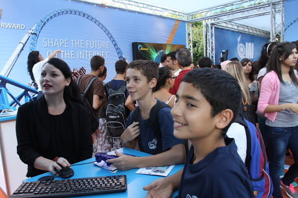 Technion and CS 2012 Researchers Night, photo 743