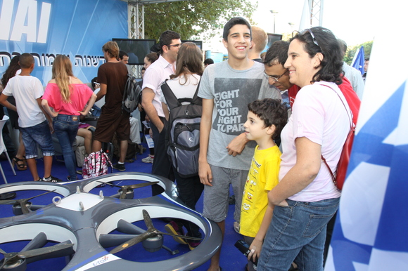 Technion and CS 2012 Researchers Night, photo 750