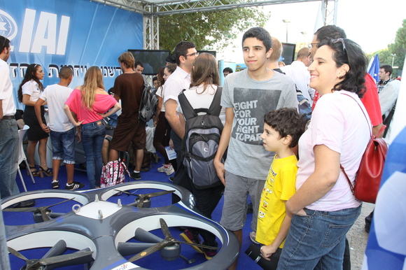 Technion and CS 2012 Researchers Night, photo 751