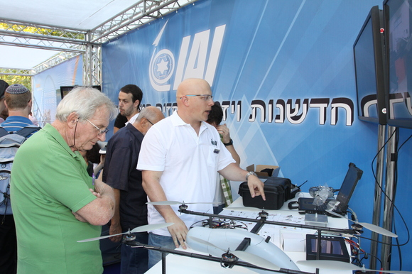 Technion and CS 2012 Researchers Night, photo 752