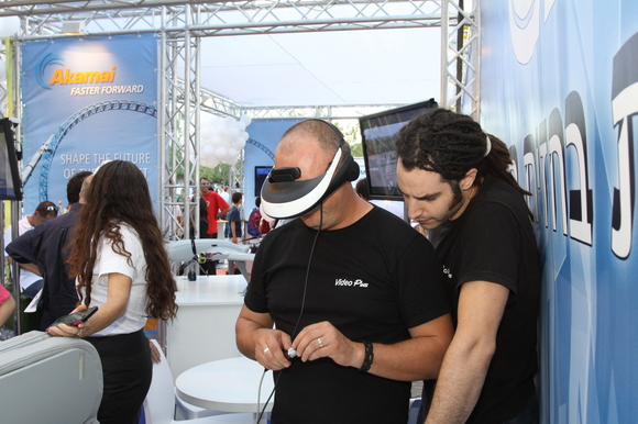 Technion and CS 2012 Researchers Night, photo 756
