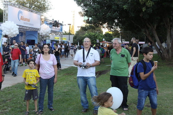 Technion and CS 2012 Researchers Night, photo 768
