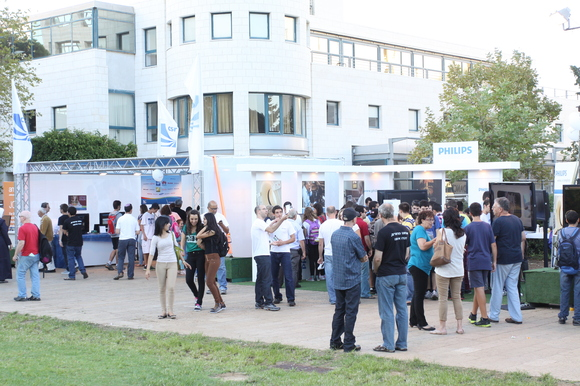 Technion and CS 2012 Researchers Night, photo 773