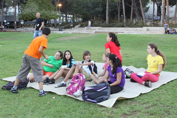 Technion and CS 2012 Researchers Night, photo 774