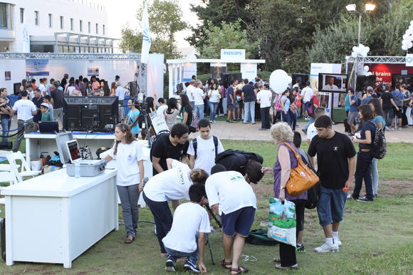 Technion and CS 2012 Researchers Night, photo 776