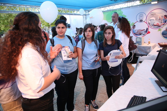 Technion and CS 2012 Researchers Night, photo 78