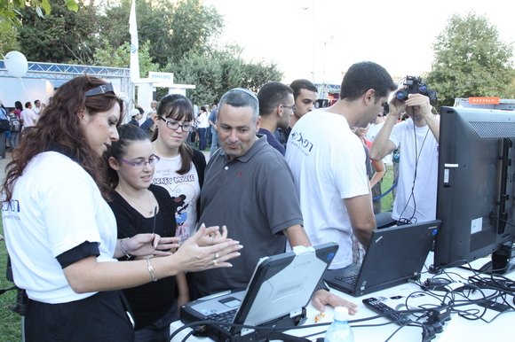 Technion and CS 2012 Researchers Night, photo 781