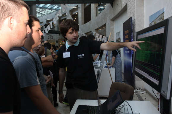 Technion and CS 2012 Researchers Night, photo 783