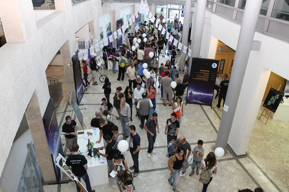 Technion and CS 2012 Researchers Night, photo 788
