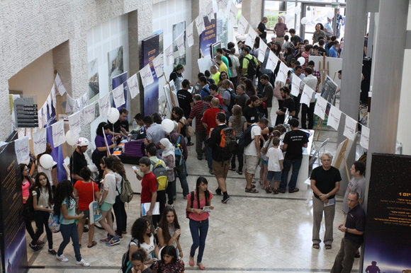 Technion and CS 2012 Researchers Night, photo 791