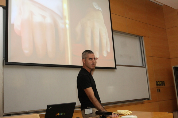 Technion and CS 2012 Researchers Night, photo 793