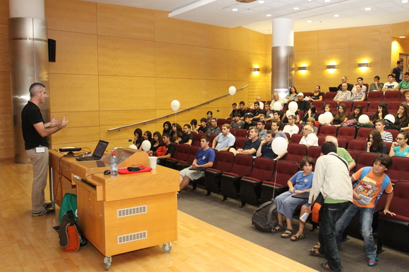 Technion and CS 2012 Researchers Night, photo 794
