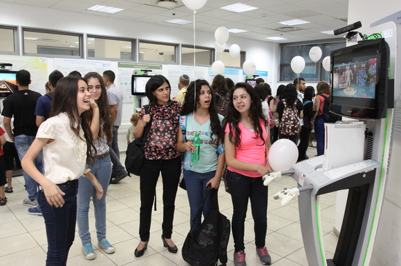Technion and CS 2012 Researchers Night, photo 798