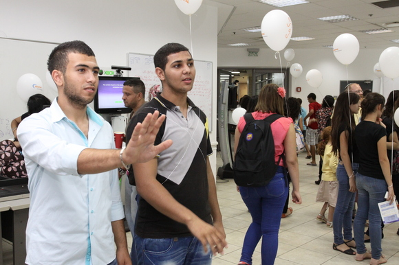 Technion and CS 2012 Researchers Night, photo 801