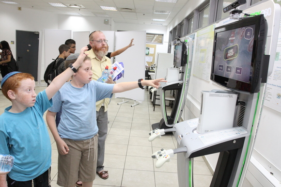 Technion and CS 2012 Researchers Night, photo 806