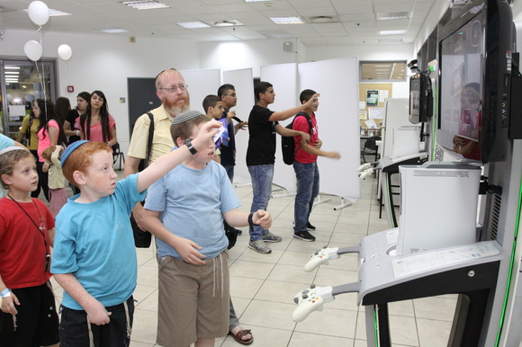 Technion and CS 2012 Researchers Night, photo 807