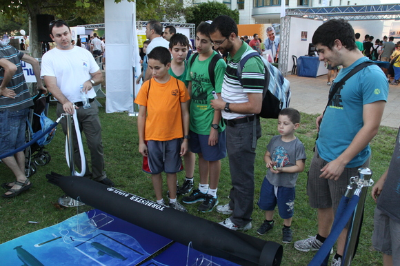 Technion and CS 2012 Researchers Night, photo 812