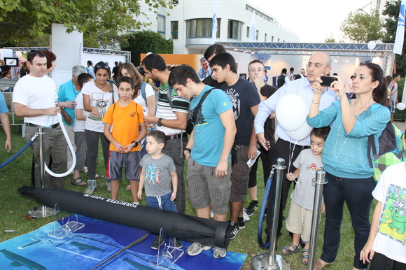 Technion and CS 2012 Researchers Night, photo 814
