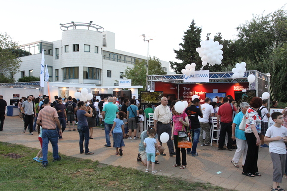 Technion and CS 2012 Researchers Night, photo 816