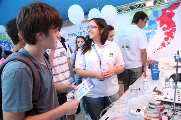 Technion and CS 2012 Researchers Night, photo 82