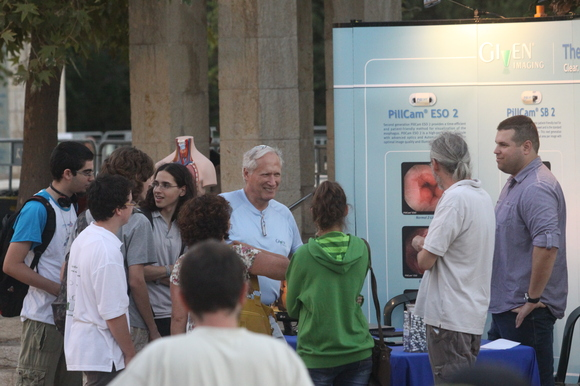 Technion and CS 2012 Researchers Night, photo 822