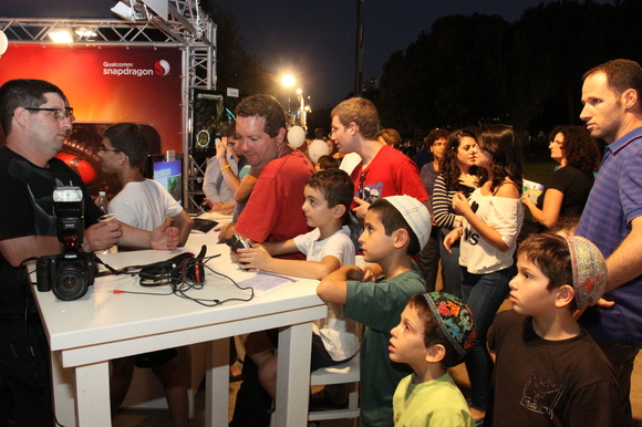 Technion and CS 2012 Researchers Night, photo 824