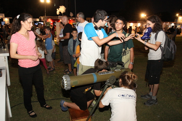 Technion and CS 2012 Researchers Night, photo 826