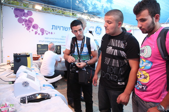 Technion and CS 2012 Researchers Night, photo 83