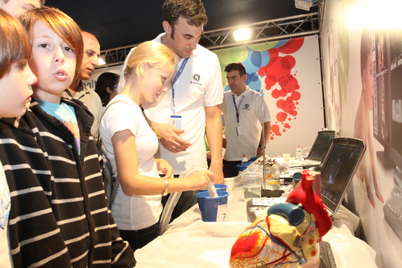Technion and CS 2012 Researchers Night, photo 830