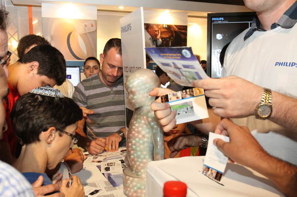 Technion and CS 2012 Researchers Night, photo 835