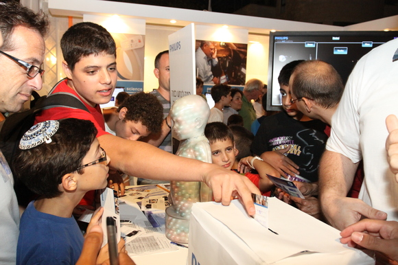 Technion and CS 2012 Researchers Night, photo 837