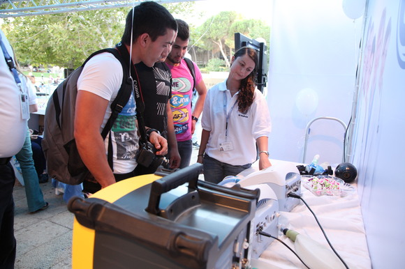 Technion and CS 2012 Researchers Night, photo 84