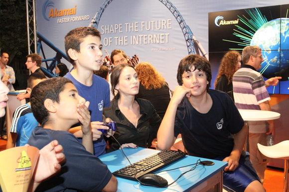 Technion and CS 2012 Researchers Night, photo 852