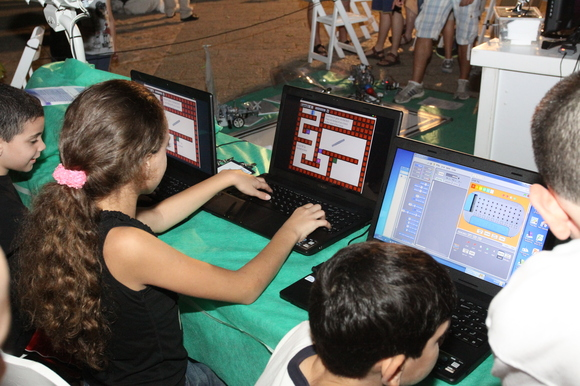 Technion and CS 2012 Researchers Night, photo 858