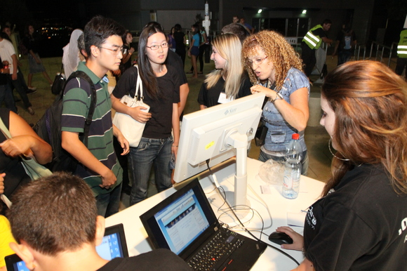 Technion and CS 2012 Researchers Night, photo 860