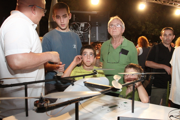 Technion and CS 2012 Researchers Night, photo 863