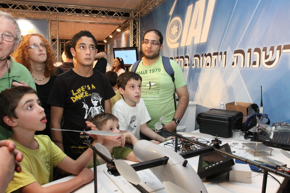Technion and CS 2012 Researchers Night, photo 864