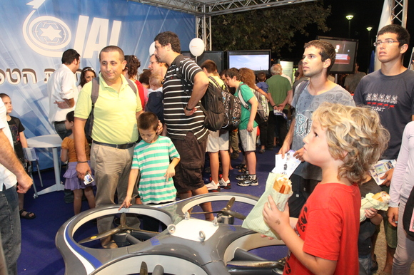 Technion and CS 2012 Researchers Night, photo 865