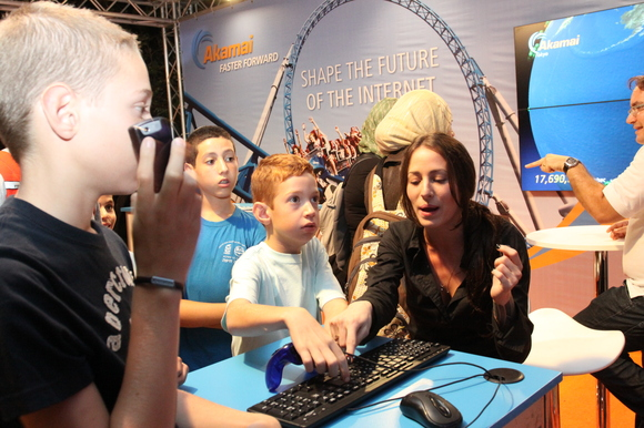 Technion and CS 2012 Researchers Night, photo 866