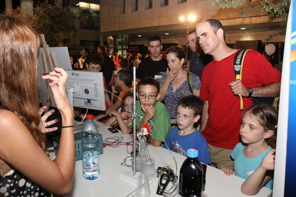 Technion and CS 2012 Researchers Night, photo 879