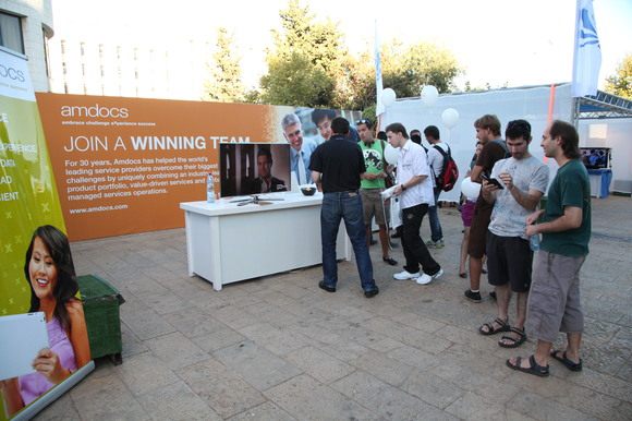 Technion and CS 2012 Researchers Night, photo 88